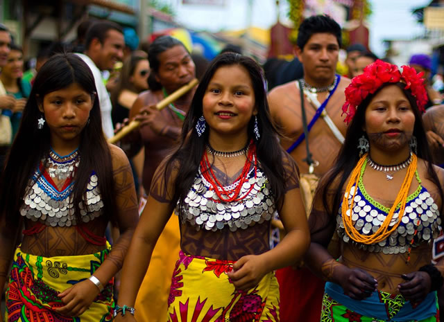 Rainforest Design | Tribal Culture